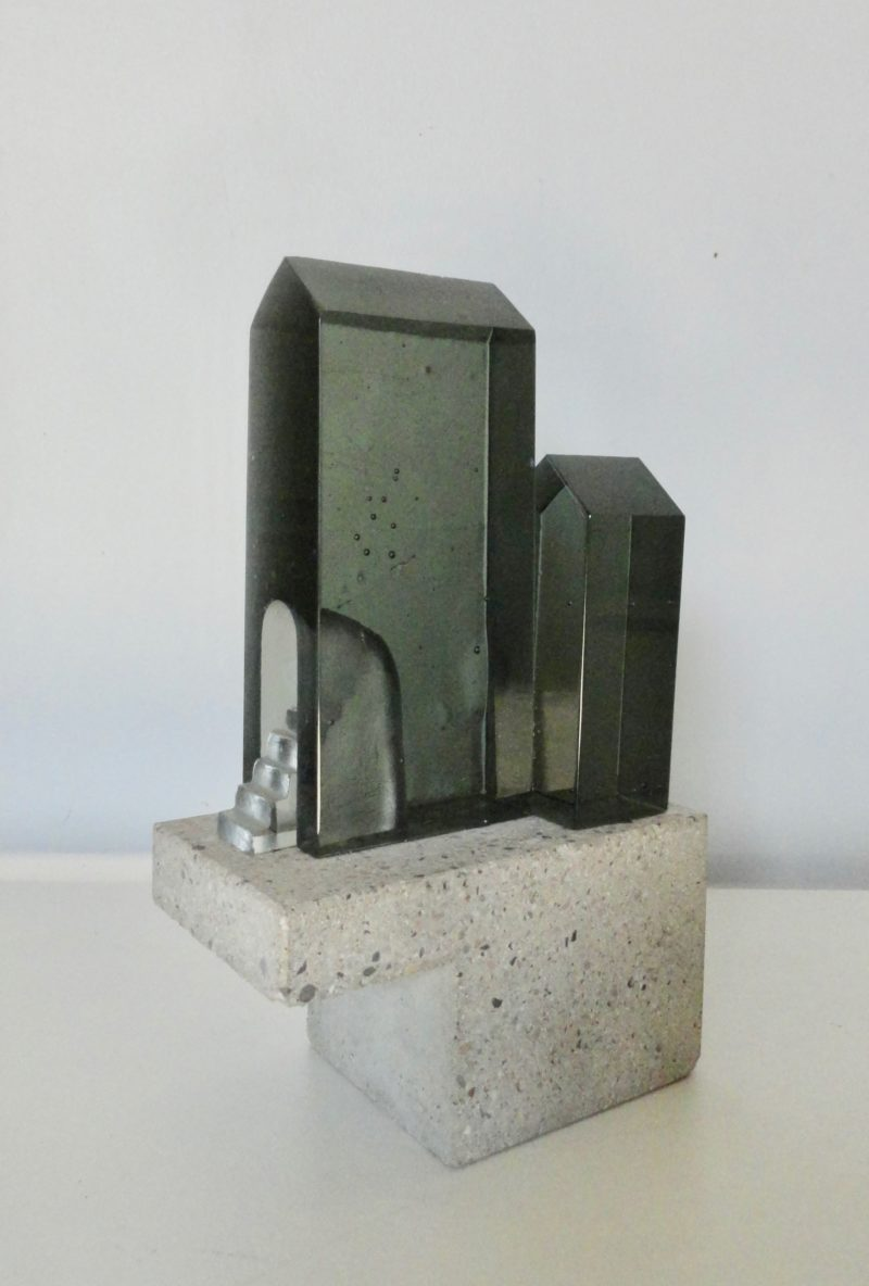glass sculpture by Christian von Sydow available for sale in the gallery's store22