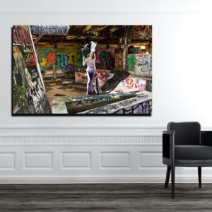 street-art photography by photographer alain schwarzstein on sale in the store of gallery22