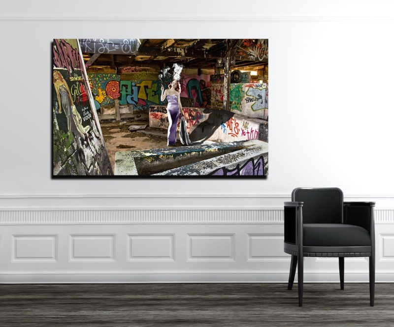 photo street-art du photographe alain schwarzstein en vente dans le store de la galerie22