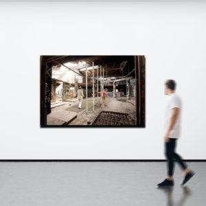 photographie street art disponible dans le store de la galerie 22