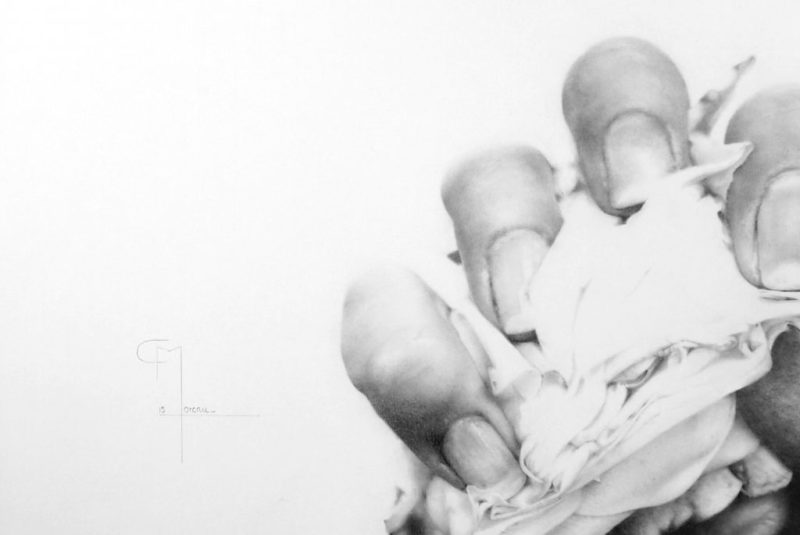 drawing by christophe moreau available in the gallery's store22