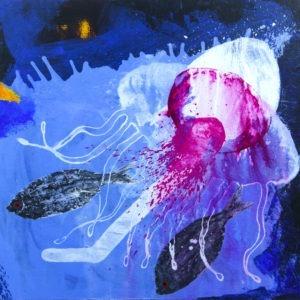 acrylique sur toile d'Enrique Mestre Jaime