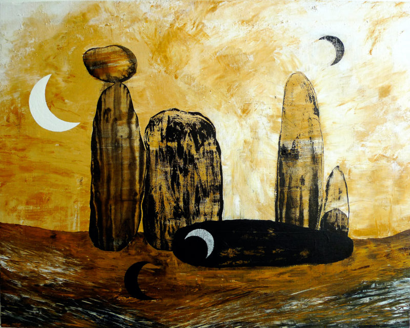 acrylic painting on canvas by Enrique Mestre-Jaime to buy in the online shop of the Gallery 22 contemporary