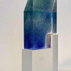 sculpture en verre de christian von sydow en vente dans la boutique en ligne de la galerie22