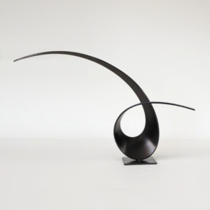 sculpture metal contemporaine de francis guerrier disponible a la vente dans la boutique officielle de la galerie 22