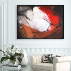 Contemporary painting by Etienne Gros available in the online shop of Galerie 22
