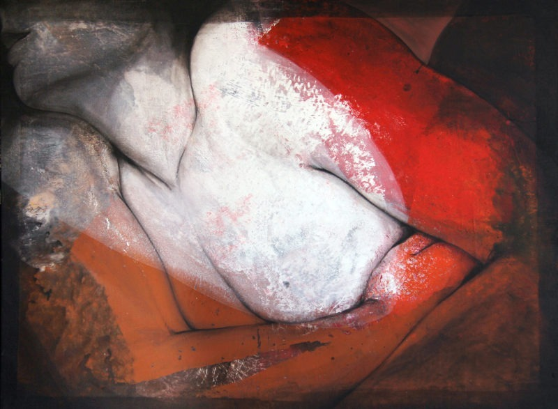 contemporary acrylic painting by etienne gros for sale in the official shop of gallery 22.