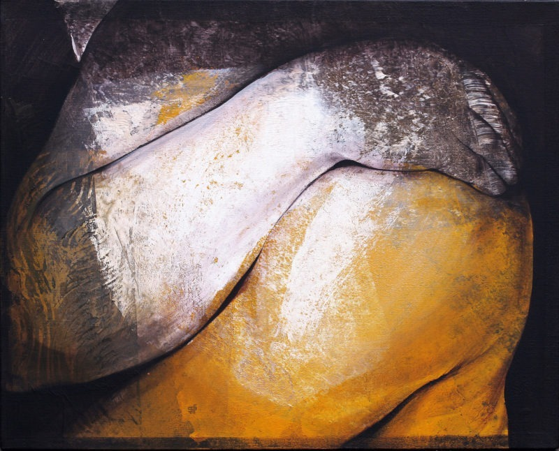 contemporary acrylic painting by etienne gros on sale in the online shop of gallery 22.