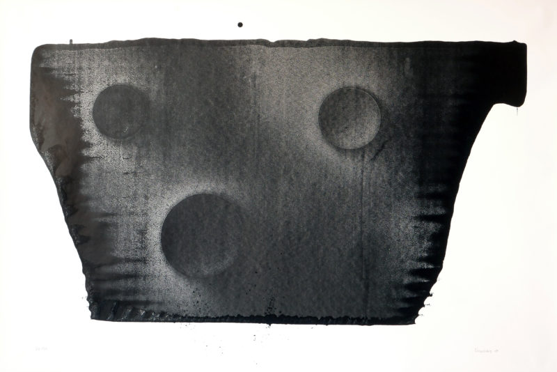 Indian ink on paper by Thomas de Vuillefroy on sale in the official shop of the gallery 22