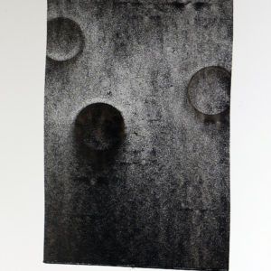 indian ink on paper by thomas de vuillefroy on sale in the online shop of galerie 22