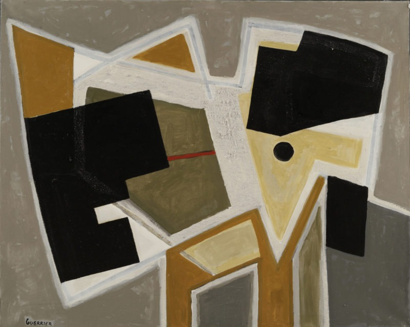 sun table 1 grey is an oil painting by french painter raymond guerrier available in the online gallery 22.