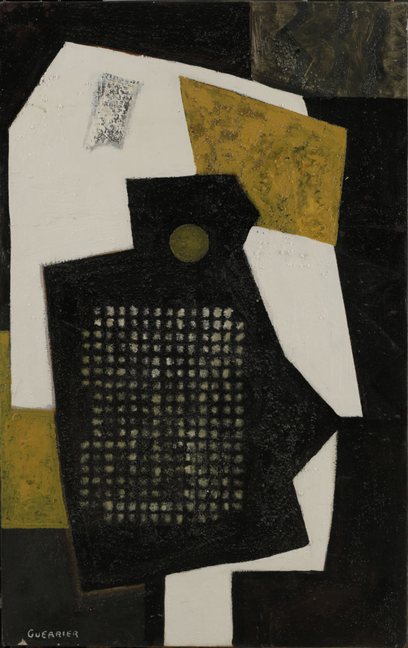 huile sur toile de l'artiste peintre francais raymond guerrier disponible dans la galerie en ligne de la galerie 22.