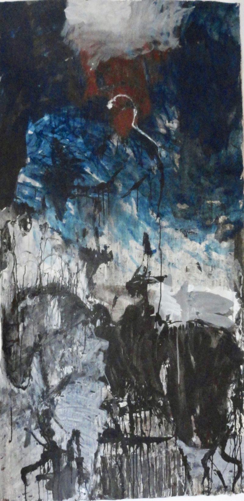peinture contemporaine de patrick loste artiste peintre francais disponible dans la galerie en ligne