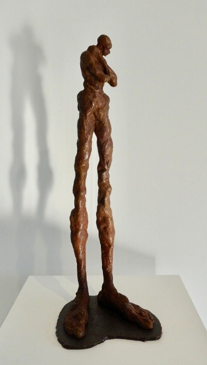 Kenny Adewuyi bronze sculpture for sale