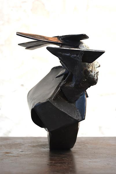 sculpture en bronze de julien allegre artistes sculpteurs artiste contemporain