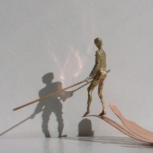 cuivre laiton sculpture boutique galerie 22