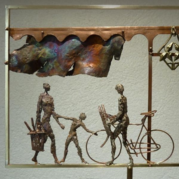 sculpture scene achat