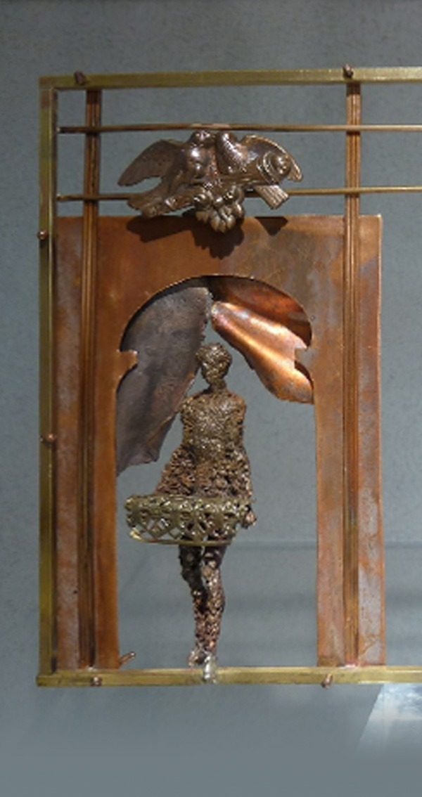 sculpture candelier for sale