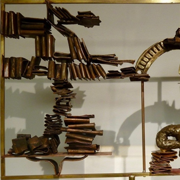 bronze cuivre laiton art