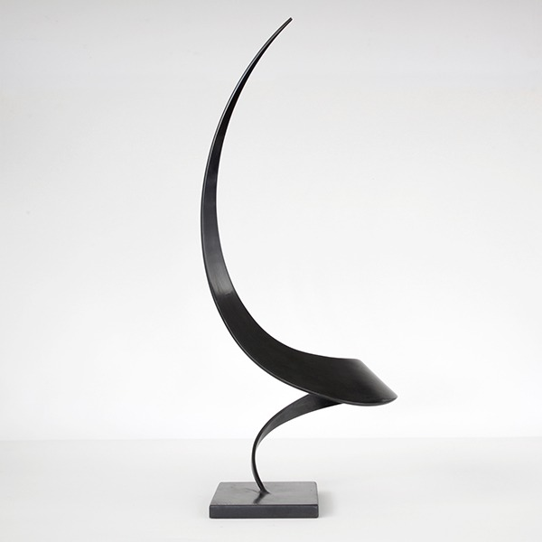 contemporary metal sculpture by francis guerrier available for sale in the official shop of the gallery 22