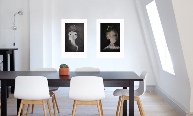 peinture de Jean-Luc Guin'Amant