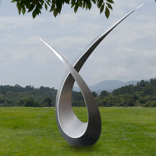 garden sculpture by Francis Guerrier