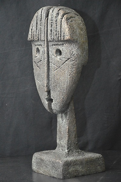 bronze sculpture by Pierre Ribà on sale in the online shop of Galerie 22 contemporain