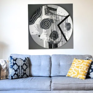 round canvas gallery22 online shop