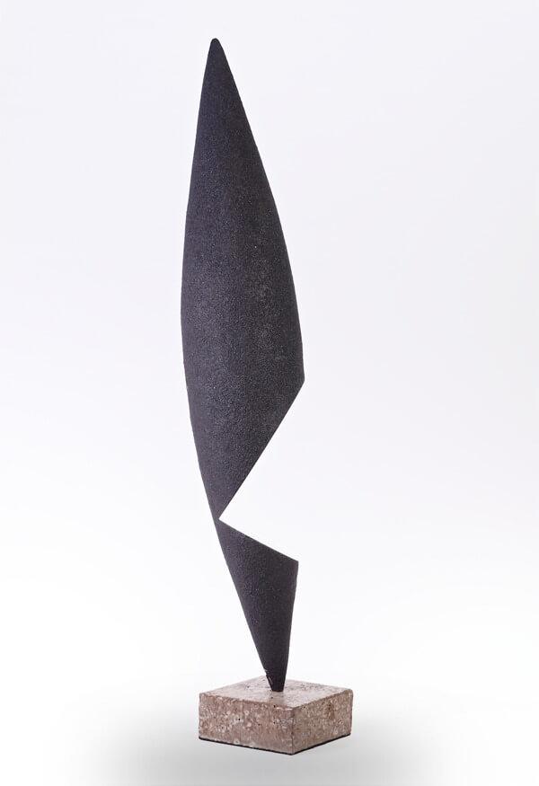 iron sculpture art by Félix Valdelièvre for sale