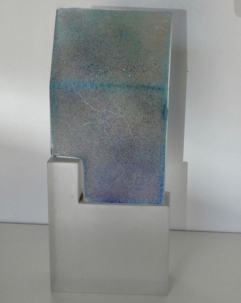 glass sculpture by christian von sydow for sale in the online shop of gallery 22