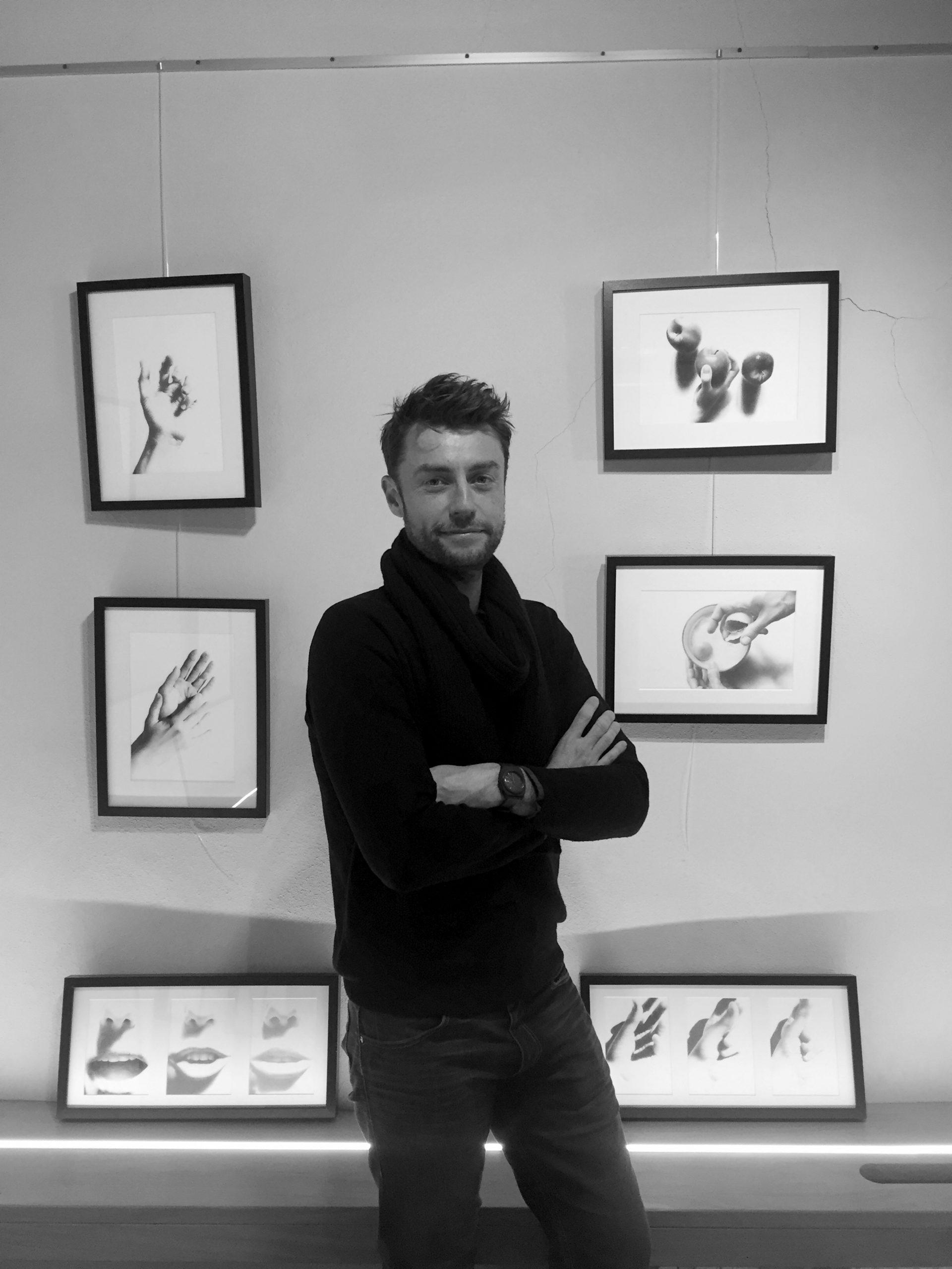 christophe moreau artiste dessinateur de la galerie 22