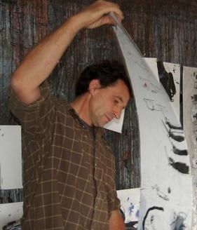 patrick loste artiste peintre de la galerie 22