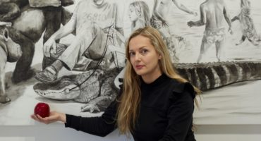 sveta marlier artiste peintre de la galerie d'art en ligne  galerie 22