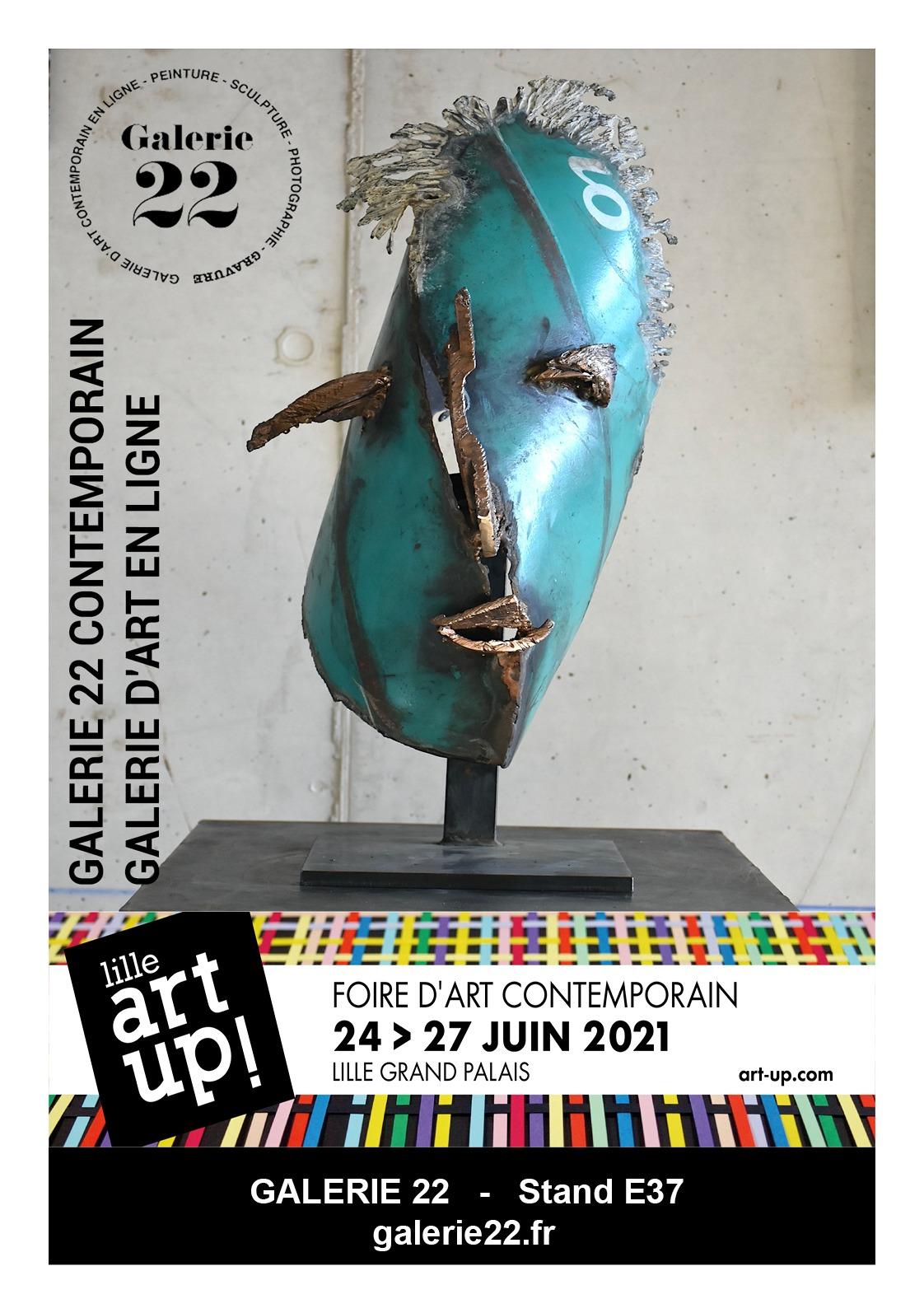 salon d'art contemporain lille art up