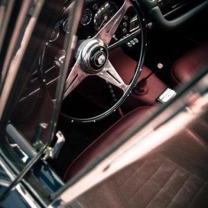 photographie de voitures de prestige anciennes par Samantha roux