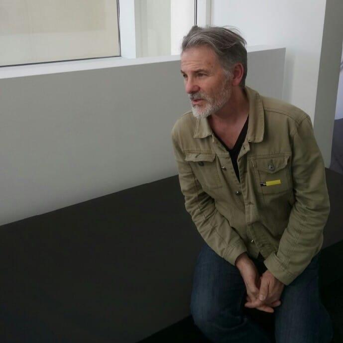 Philippe croq artiste peintre de la galerie 22
